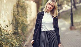 Który z pięciu najmodniejszych fasonów czarnych spodni podoba ci sie najbardziej?