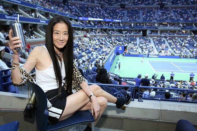 Vera Wang nie wygląda na swój wiek