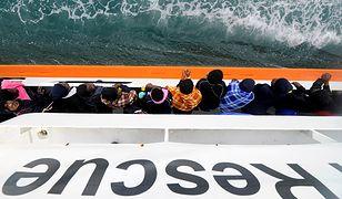 Zapasy żywności na łodzi kurczyły się. Jedzenia zostało najwyżej na 2, 3 dni