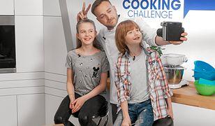 Mateusz Gessler odpowiedział na wyzwanie Piotra Stramowskiego w Cooking Challenge!