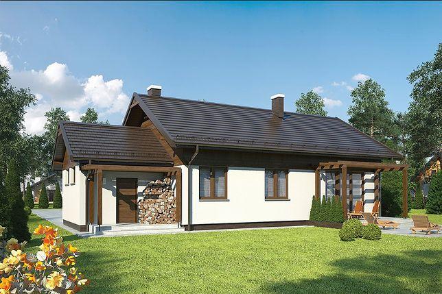 Dlaczego wybierając projekt małego domu należy zwrócić szczególną uwagę na dach