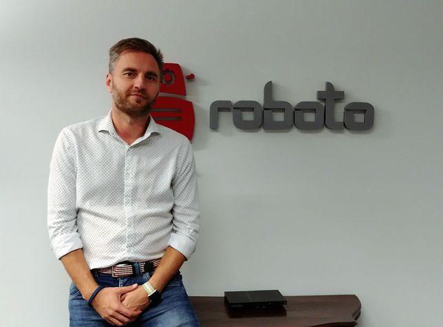 Bartosz Lewandowski, prezes Roboto