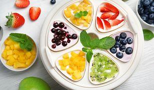 Jogurt z twoimi ulubionymi dodatkami