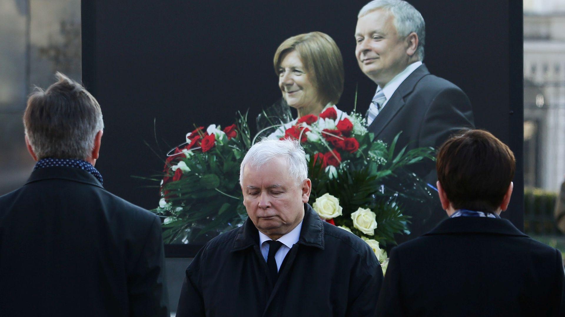 VII rocznica katastrofy smoleńskiej. 10 kwietnia 2017 roku