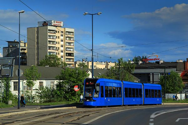 Remont torowiska Na Zjeździe. Sześć linii tramwajowych zostaje zawieszonych