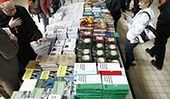 Rekord Guinnessa - Ossolineum sprzedało na dworcach 6186 książek w 100 godzin