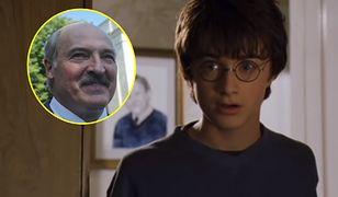 """""""Harry Potter"""" nawołuje do rewolucji na Białorusi? Aleksandr Łukaszenka porównywany do Lorda Voldemorta"""