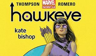Hawkeye. Kate Bishop – recenzja komiksu