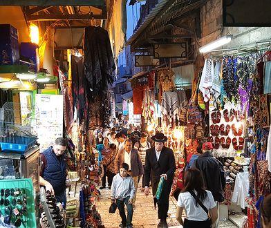 Większość turystów pierwsze kroki kieruje na Stare Miasto w Jerozolimie