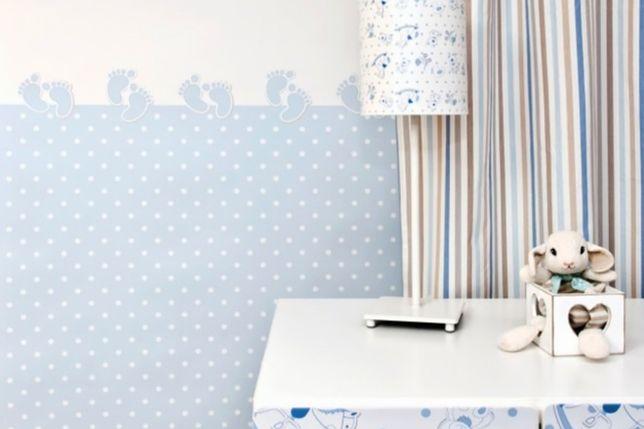 Naklejki na ścianę i meble w pokoju dziecka