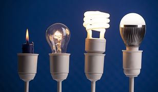 Wybieramy źródło światła. Jaka żarówka najlepsza?