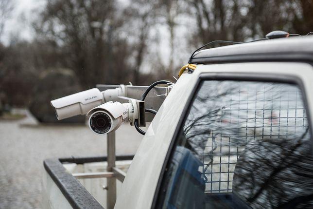 Warszawa. E-kontrole już od stycznia. Specjalne kamery sprawdzą, czy kierowcy płacą za parkowanie