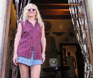Monika Olejnik na wakacjach chwali się szczupłą sylwetką. To już tradycja!