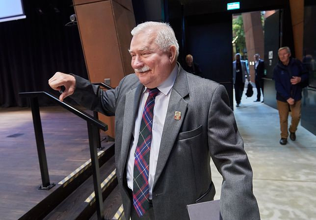 Lech Wałęsa chyba źle zrozumiał komunikat IPN