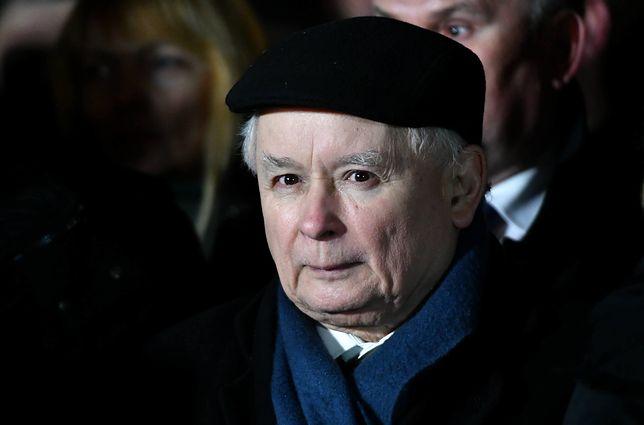 Prezes PiS skomentował kryzys dyplomatyczny między Polską, a Izraelem
