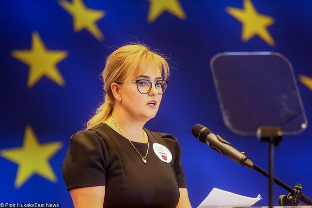 Magdalena Adamowicz dostała w wyborach do PE blisko 200 tysięcy głosów.