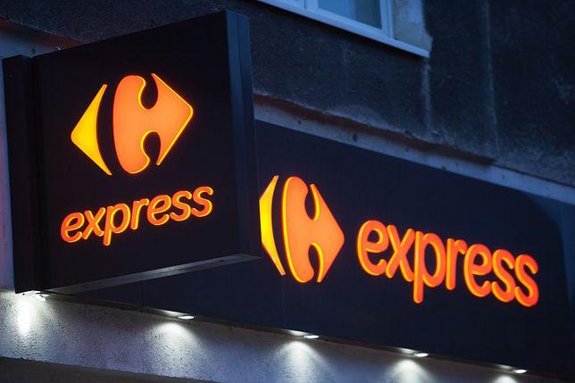 W 2018 r Carrefour zamknął 66 sklepów Express