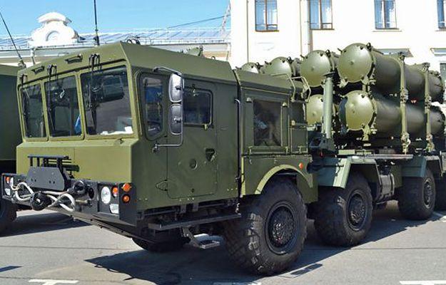 System rakietowy Bal, służący do zwalczania statków