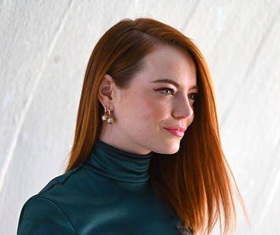 Emma Stone na jednym z wydarzeń branżowych