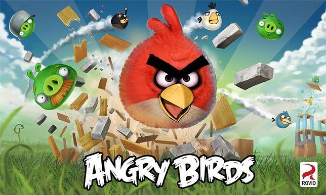 Na czym polega fenomen Angry Birds?