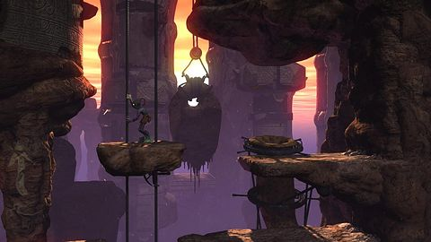 Nowy zwiastun i galeria z Oddworld: Abe's Oddysee New 'n' Tasty! Premiera na wiosnę, najpierw na konsolach Sony