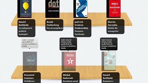 Książki o Internecie w nowym QuickRage