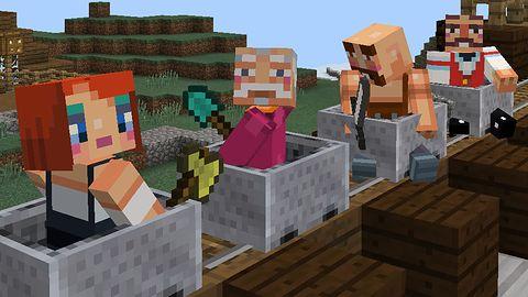 Minecraft wkrótce z międzysystemowym graniem na PC, Xboksach i tabletach