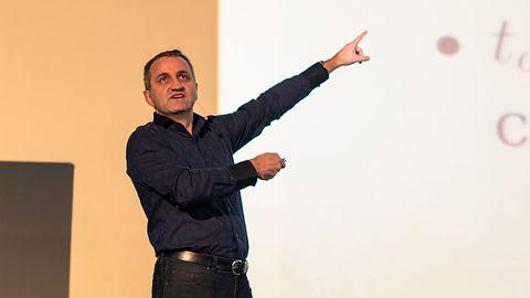 Andrei Alexandrescu o D, pracy w Facebooku i nauce programowania