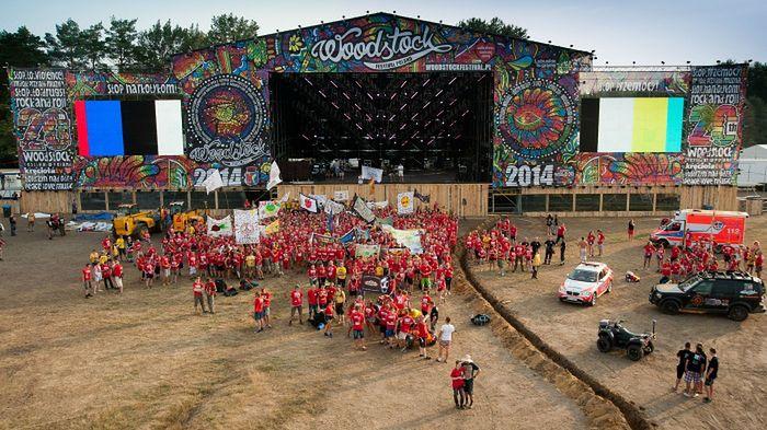 Play udostępnił aplikację mobilną na Przystanek Woodstock