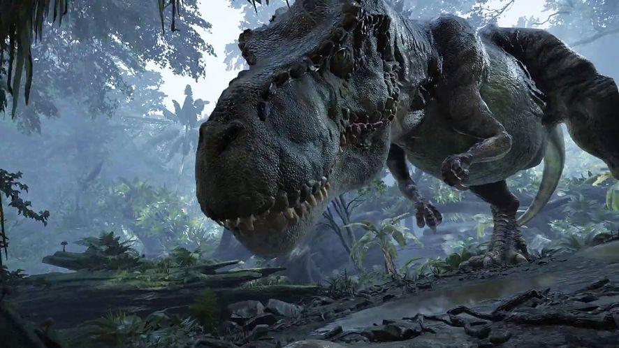 """Crytek udostępnia za darmo demo VR """"Back to Dinosaur Island 2"""" #prasówka"""