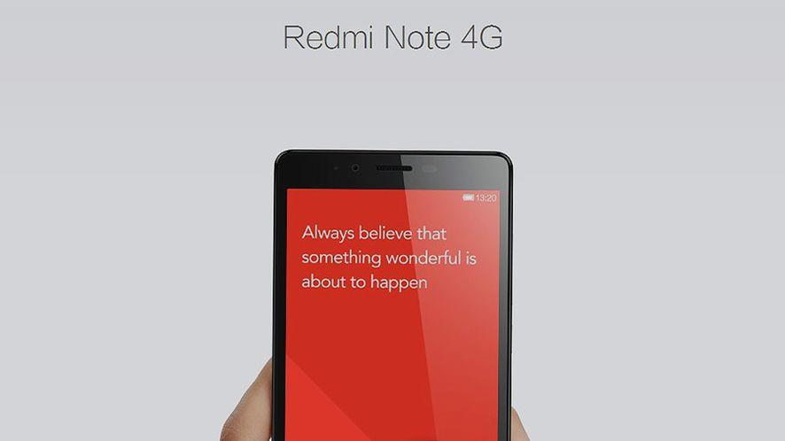 Dobry smartfon w naprawdę niskiej cenie? Xiaomi RedMi Note 4G