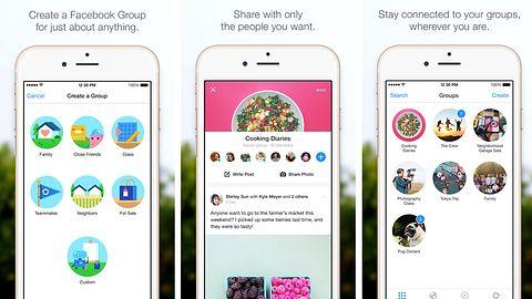 Facebook chce nam ułatwić korzystanie z grup, udostępnia Facebook Groups