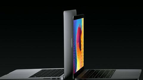 Nowe MacBooki Pro z czasem pracy godnym taniego laptopa z marketu?