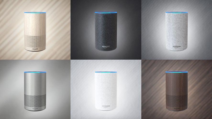 Amazon prezentuje nowe urządzenia z serii Echo i zwiększa zasięg Alexy