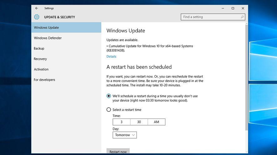 Microsoft wydał trzecią zbiorczą paczkę poprawek dla Windows 10