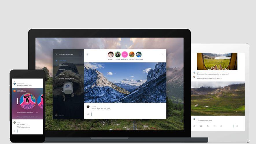 Wire, elegancki komunikator od twórców Skype'a, dostępny także na Windowsa