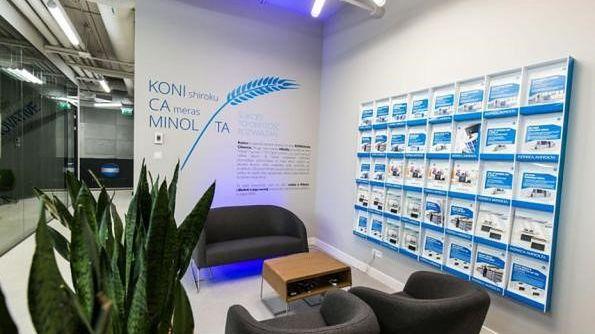 Konica Minolta otwiera w Polsce nowoczesne Centrum Pokazowe