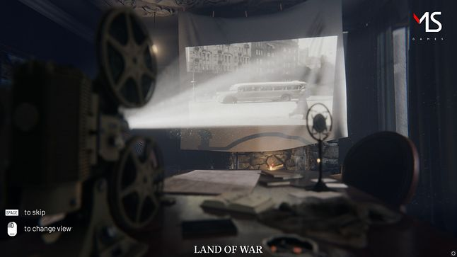 Land of War