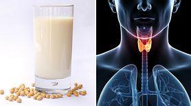 Mleko sojowe może zwiększać ryzyko raka piersi