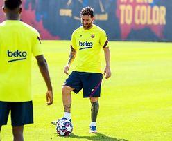 Lionel Messi zakupił materac, by chronić się przed koronawirusem