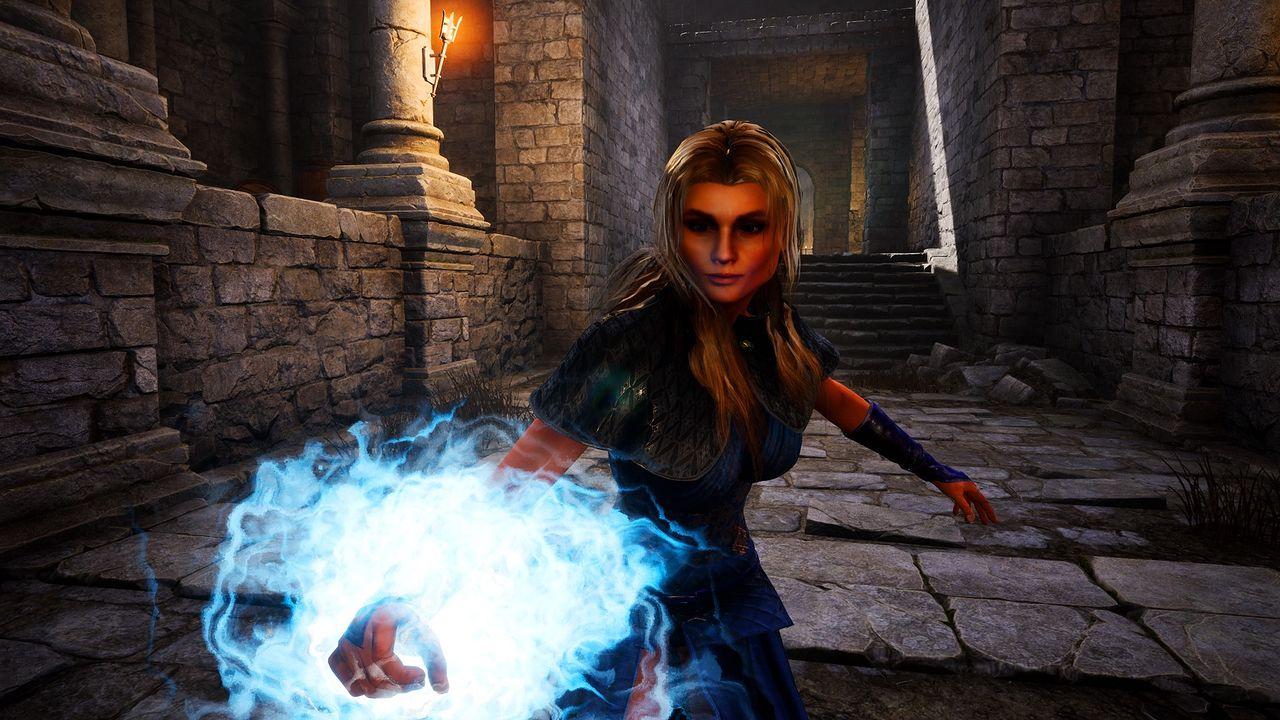Powstaje inspirowana serią Gothic gra - Farathan. Robi ją dwóch Polaków - Farathan