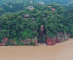 Chiny. Natura pokazała swoją siłę. Ewakuowano 100 tys. osób