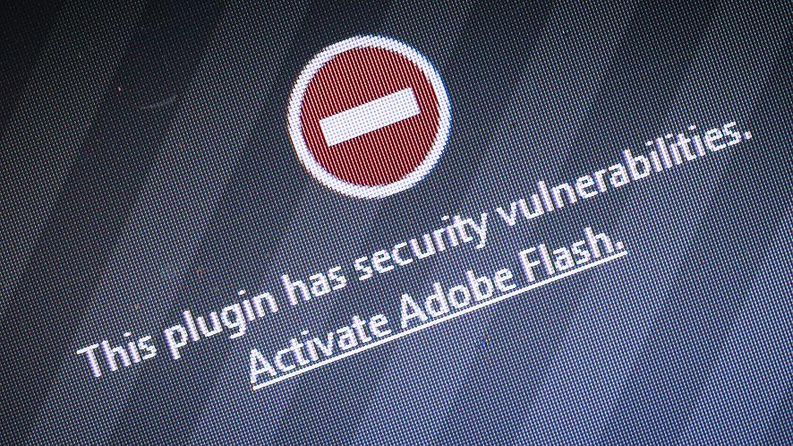 Z końcem 2020 pożegnamy Adobe Flash, fot. Sean Gallup/Getty Images