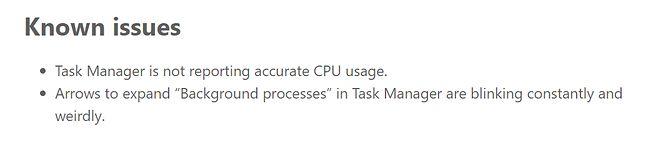 Tym razem Microsoft nie ukrywa, że w systemie wciąż jest co poprawiać.