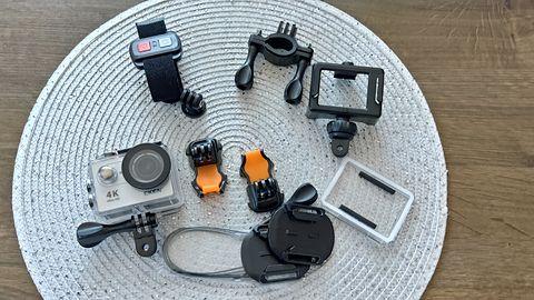 Recenzja Eken H9R — tania kamera sportowa za 180 zł