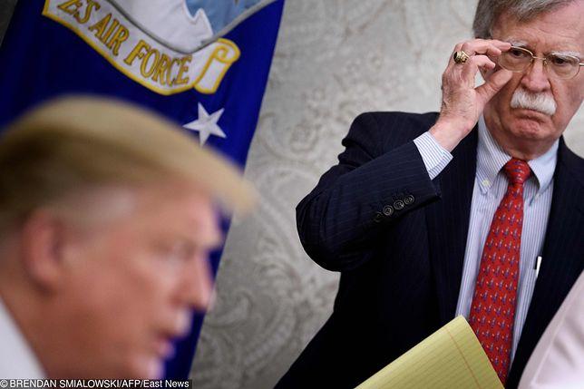 Doradca ds. bezpieczeństwa narodowego John Bolton