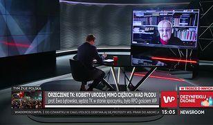 Protesty w Polsce. Prof. Ewa Łętowska o dalszych losach orzeczenia Trybunału Konstytucyjnego
