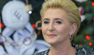Polacy są nie chcą, aby pierwsza dama otrzymywała wynagrodzenie