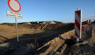 Zakończono już prace przygotowawcze pod budowę A1