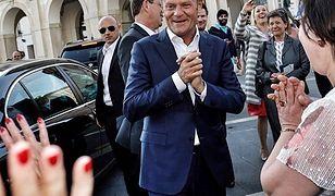 Donald Tusk gościł na Słowenii
